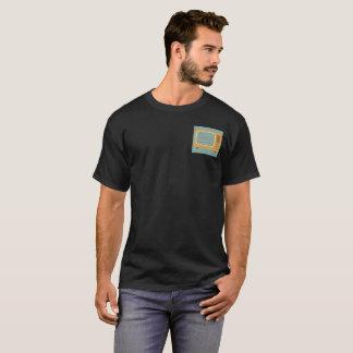 Retro verzauberte Perspektive T-Shirt