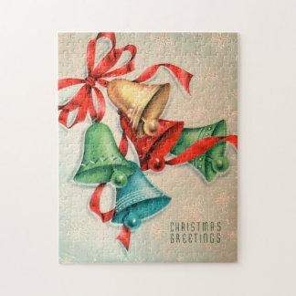 Retro Vintages Weihnachtsglocken