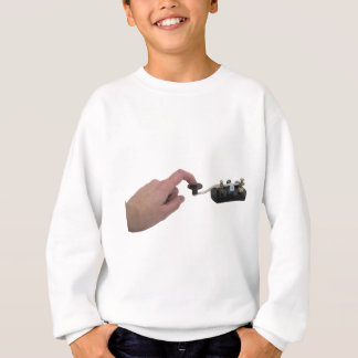 RetroCommunications082609 Sweatshirt