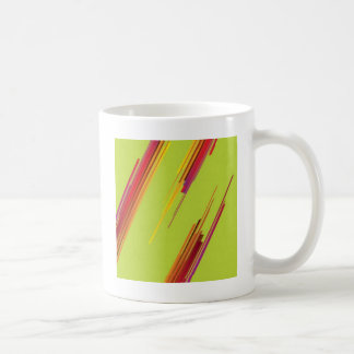 Retrolines Entwurf Kaffeetasse