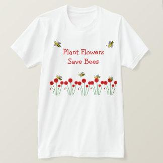 Retten Sie Bienen T-Shirt