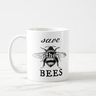Retten Sie den Bienen die Tasse - umweltsmäßig -