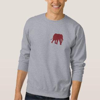 Retten Sie den Elefanten Sweatshirt