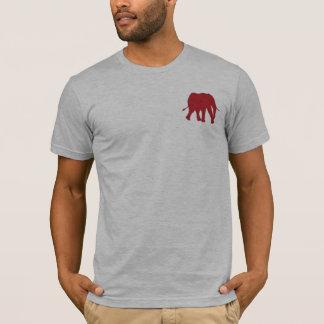 Retten Sie den Elefanten T - Shirt