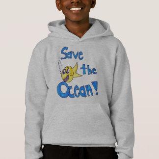 Retten Sie den Ozean! Hoodie
