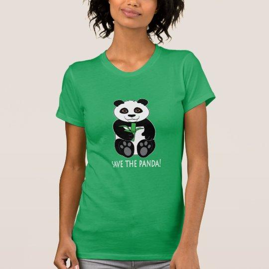 Retten Sie den Panda! T-Shirt