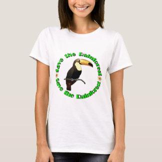 Retten Sie den Regenwald T-Shirt