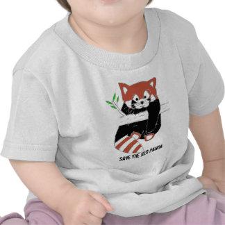 Retten Sie den roten Panda alias FireFox T-shirt