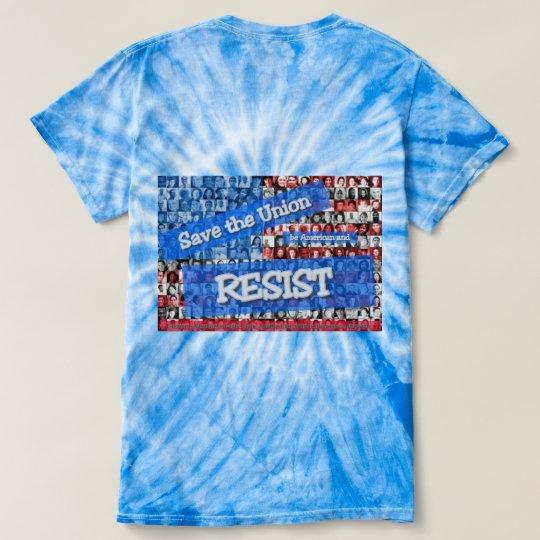 Retten Sie die Gewerkschaft und widerstehen Sie T-shirt
