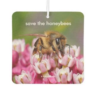 Retten Sie die Honigbienen, die Narrowleaf Lufterfrischer