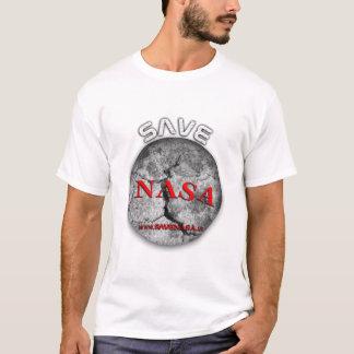 Retten Sie die NASA! Das Shirt der Männer
