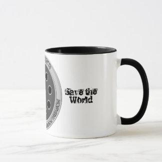 Retten Sie die Tasse des Kaffee-A-10