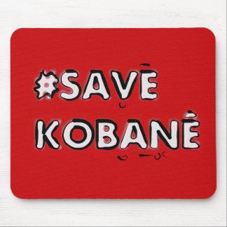 Retten Sie Kobani Mousepad