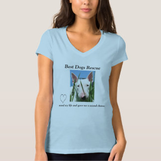 Retten Sie mein Leben gerettet und gab mir eine T-Shirt