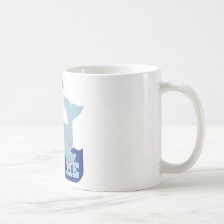 RETTEN Sie MIR niedlichen kleinen Wal Tasse