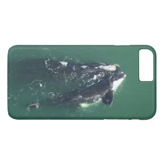 Retten Sie Nordatlantik rechte Wale durch iPhone 7 Plus Hülle