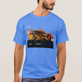 Retten Sie unser System T-Shirt