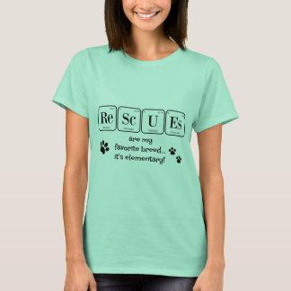 RETTUNGEN, meine Lieblingszucht (grundlegend) T-Shirt
