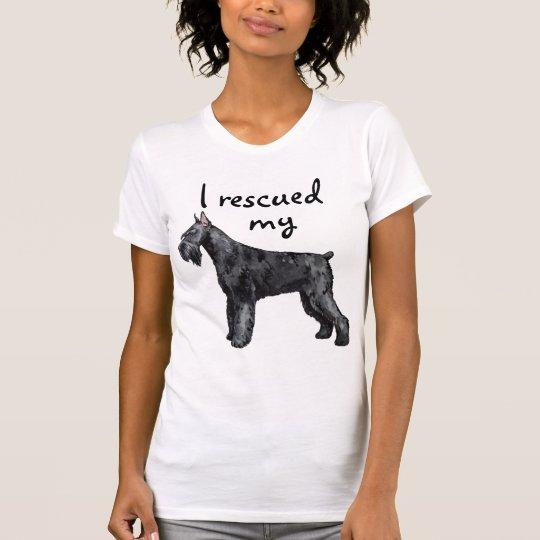 Rettungs-Riesenschnauzer T-Shirt