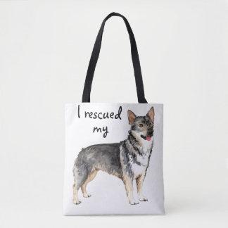Rettungs-Schwede Vallhund Tasche