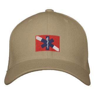 Rettungs-Taucherkappe Bestickte Baseballkappe