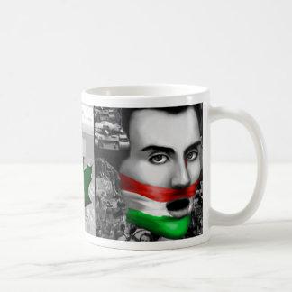 Revolution 1956-Hungarian u. Flüchtlinge in Kanada Kaffeetasse