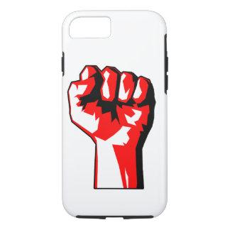Revolutionär angehobener Faust starker iPhone 7 iPhone 8/7 Hülle