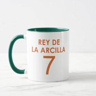 REY DE LA ARCILLA 7 TASSE