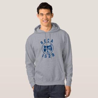 RGCA blauer LogoHoodie Hoodie