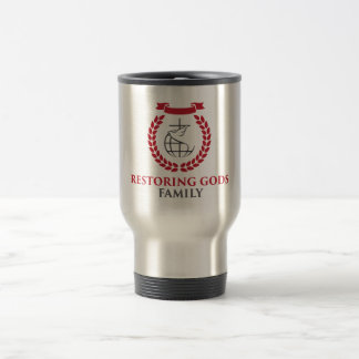 RGF Metallkaffeetasse Reisebecher