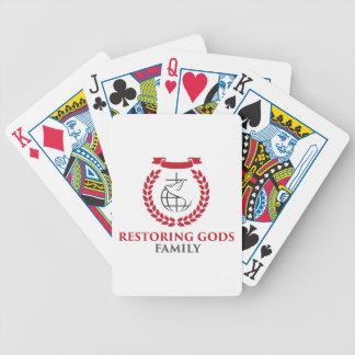 RGF Standardspielkarten Bicycle Spielkarten