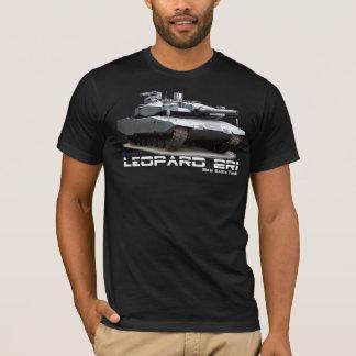 RHEINMETALL LEOPARD 2 UMDREHUNGS-MAIN PANZER T-Shirt