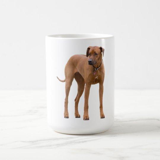 Rhodesian Ridgeback Hundeschönes Foto, Geschenk Kaffeetasse