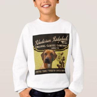 Rhodesian Ridgeback Marke - Organic Coffee Company Sweatshirt