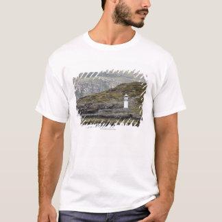 Rhue Leuchtturm entlang der Küste T-Shirt