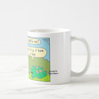 RIBBIT, TheStripMallbyChrisRogers Kaffeetasse
