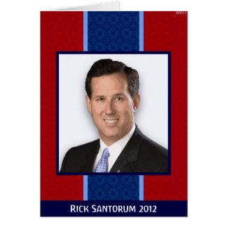 Rick Santorum Karte