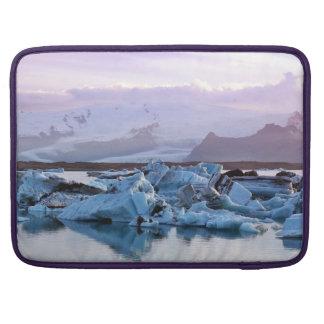 Rickshaw Islands Jökulsárlón Macbook Prohülse MacBook Pro Sleeve