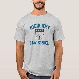 Ricochet-juristische Fakultät T-Shirt