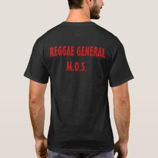 Riddim Roots Radio Mens Reggae-Generals T - Shirt
