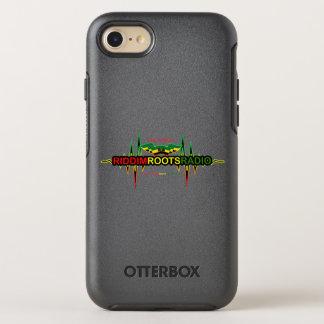 Riddim wurzelt RadioApple iPhone 7 Symmetrie-Fall OtterBox Symmetry iPhone 8/7 Hülle