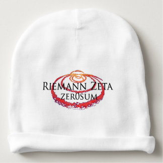 Riemann Zeta-BabyBeanie Babymütze
