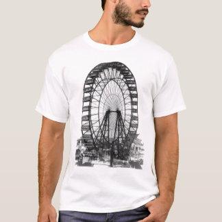 Riesenrad-Chicago-Weltausstellung T-Shirt