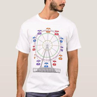 Riesenrad-Fahrt T-Shirt