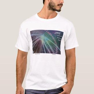 Riesenrad-Liebe-T - Shirt Chicagos