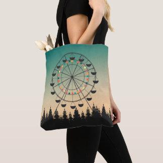 Riesenrad-Taschen-Tasche Tasche