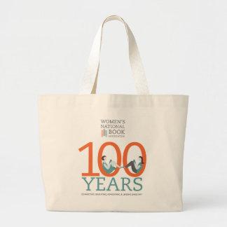 Riesiger Jahrestag der Taschen-Tasche WNBA 100. Jumbo Stoffbeutel