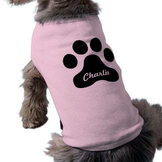 Riesiges Hundedruck-Shirt T-Shirt