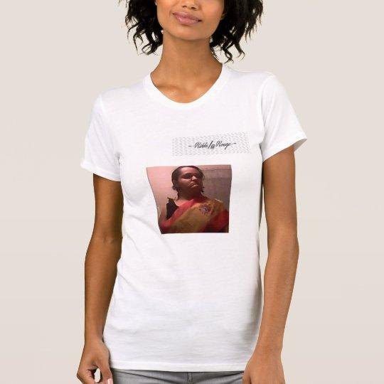 RIKKI LA-ROUGE-LA BANDERA ESPANOLA T - Shirt