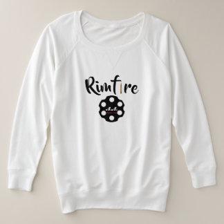 Rimfire Große Größe Sweatshirt